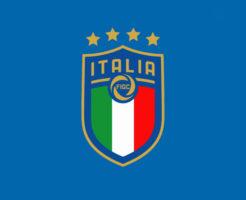 イタリアサッカーのエンブレム