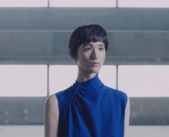 テイジンCM20186月青い服の女優