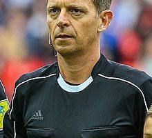 ジャンルカ・ロッキさんはイタリアのサッカー審判員です。