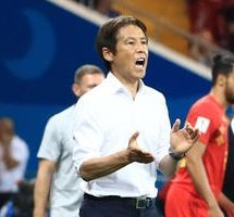 日本代表監督西野朗