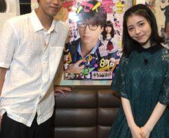 火曜サプライズ出演の竹内涼真さんと浜辺美波さん