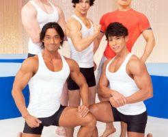 みんなで筋肉体操第2段で追加筋肉された歯科医師嶋田泰次郎