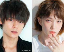 2019 年4月期のドラマ「ラジエーションハウス」に主演するキャスト窪田正孝と本田翼